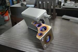 JB23ジムニーパワーデュアルオイルキャッチタンク