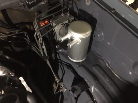 JB23ジムニーオイルキャッチタンクスタンダードタイプ