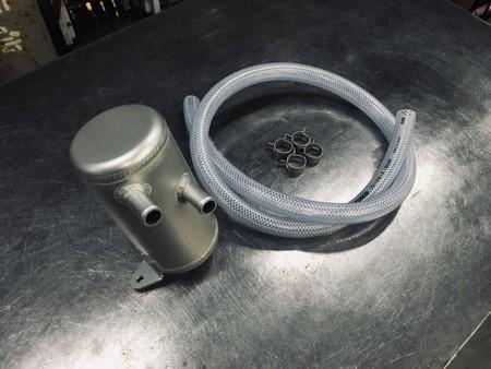 JB23ジムニーオイルキャッチタンク分離タイプ